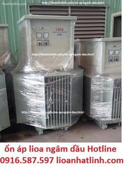 ON AP LIOA 3 PHA NGAM DẦU