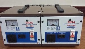 ổn áp lioa dung cho máy tính lioa sh 500 lioa dri 500 lioa giá rẻ nhất