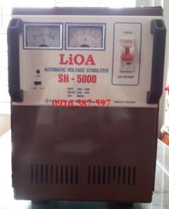 lioa 5kva dùng cho gia đình|ổn áp lioa sh 5000 giá rẻ chính hãng lioa