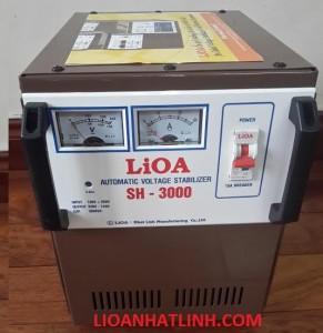 ổn áp lioa dri 3000-lioa 3kva rải rộng 90v-250v