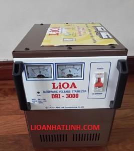 on ap lioa 3kva drii 3000 lioa dải rộng 50v-250v dùng cho khu vực điện yếu