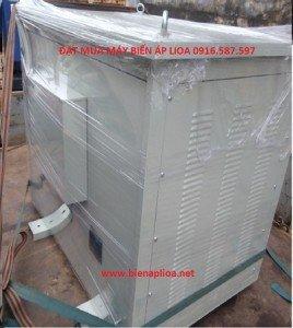 biến áp 10kw máy biến áp lioa 10kva model 3k101m2yh5yt 3k101m2dh5yc