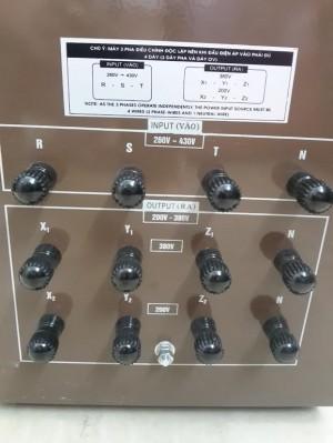 ổn áp lioa 3 pha khô được cung cấp bởi công ty lioa nhật linh