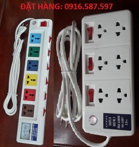 ổ cắm điện lioa 3300w 4000w 5000w 6000w