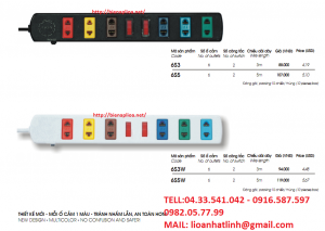 ổ cắm 4sof3 4sof5 4sof3w 4sof5w 6s3 6s5 6s3w 6s5w phân phối ổ cắm lioa gia rẻ