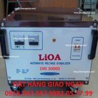 ổn áp lioa 30kw 1 pha dải 90v-250v