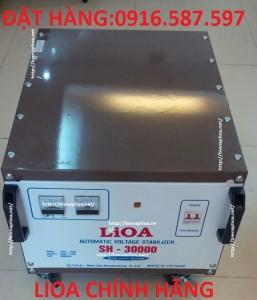 lioa nhật linh thanh xuân cung cấp ổn áp lioa 1 pha 30kw