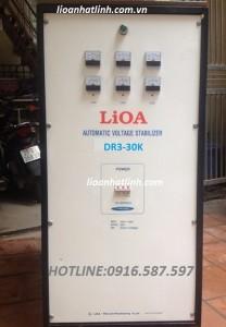 LIOA DR3 30K 3 PHA ỔN ÁP 30KW 3 PHA