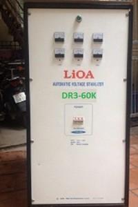 ỔN ÁP 60KW 3 PHA AVR LIOA DR3 60K
