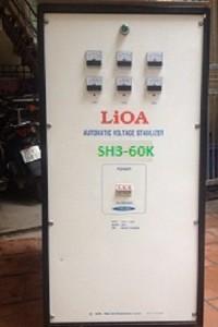 lioa sh3 60k ổn áp 60kva-60kw 3 pha