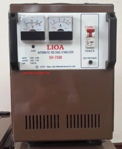 lioa sh 7500 nm 7500 nl 7500