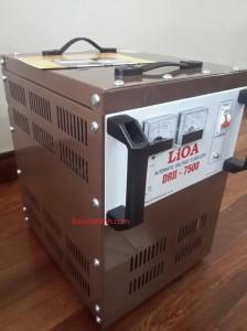 LIOA DRII 7500 DẢI 50V-250V ỔN ÁP 7,5KW LIOA 7500W BÁO GIÁ LIOA