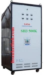 ổn áp avr 500kw 3 pha mã sh3 500k