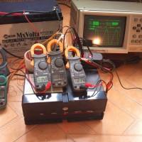 kích điện từ ắc quy lên điện lưới