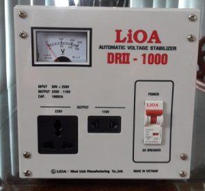 LIOA DRII 1000II, LIOA 1KVA DẢI 50V-250V