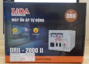 ổn áp lioa 2kva dải rroongj 50v-250v chính hãng giá rẻ nhất