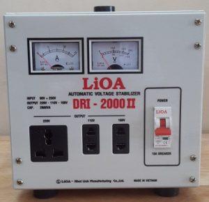LIOA DRI 2000II 90V-250V MODEL MỚI RẺ HƠN TỐT HƠN