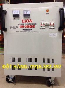 ổn áp lioa dải rộng 90v-250v-20kw