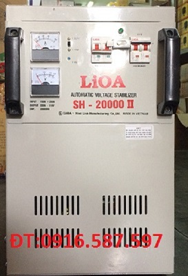 http://bienaplioa.net/ bán lioa 20kva 1 pha 220v 100v 110v giá rẻ nhất