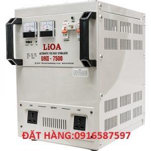 lioa nhat linh 7500w 50v-250v chính hãng dây đồng xịn