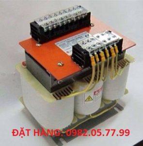 biến áp chuyển đổi điện 380v sang 200v 3 pha