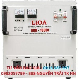 giá bán ổn áp 10kw 1 pha mã drii 10.000ii 50v-250v