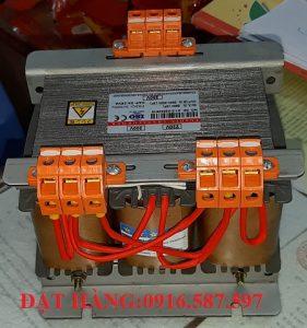máy biến thế 380v 220v