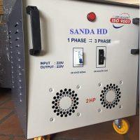 ý biến áp chuyển điện từ 1 pha 220v ra 3 pha 3 80v