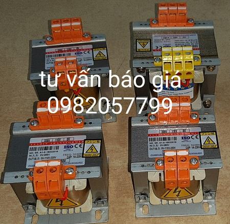 máy biến áp lioa nhật linh vào 380v ra 220v 200v